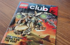 We LOVE the LEGO Club Magazine (+ sign up for a FREE 2-year subscription!) My kids have been getting a free subscription to LEGO Club magazine for the past few years and absolutely love it. In fact, it's one of their very, very favorite magazines to get in the mail!