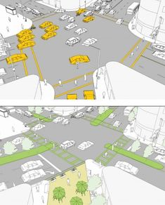 A Before-and-After Guide to Safer Streets