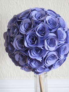 flower pomander... thank you Jenny Moors for the inspiration