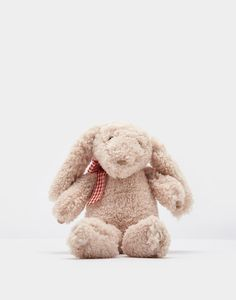 33e37ad51bb111 Large rabbit Brown Cuddly Toy , Size One Size | Joules UK Big Bunny, Bunny