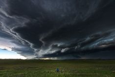 Massive Supercell Thunderstorms, Mammatus Clouds and More by Mike Mezeul II - My Modern Met