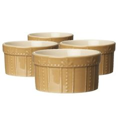I pinned this Campania Rupe Ramekin in Wheat from the Sorrento Collections event at Joss and Main!$23.80