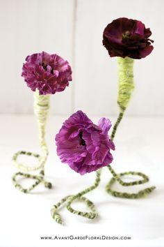 Avant Garde Floral Design