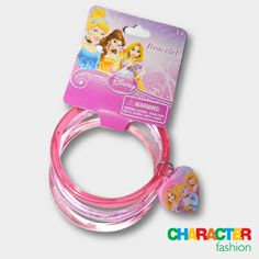 #CharacterFashion Disney Princesses Bracelet Gifts For Kids, Great Gifts, Character Group, Funky Fashion, Gift Vouchers, Disney Princesses, Bracelet Set, Birthday Ideas, Fashion Accessories