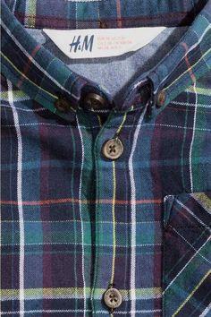 Flannel shirt | H&M