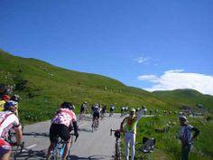 La Marmotte på Col du Glandon