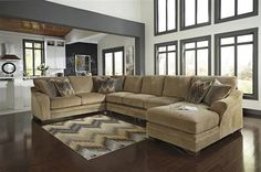 Shop for Sectional Sofas at Value City Furniture. Our large selection, expert advice, and excellent prices will help you find Sectional Sofas that fit your style and budget. Browse online or visit a local store today! Benchcraft Furniture, Living Room Furniture, Chicago Furniture, Furniture Mattress, Furniture Factory, Furniture Market, Furniture Online, Furniture Outlet, Garden Furniture