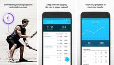 Metrics and progress tracking goes a long way to helping one try to stay fit and healthy. For those who opt to this with the help of an Android Exercise Tracker, Fitness Tracker, Android Wear, Android Apps, Stay Fit, Fun Workouts, The Help, Weight Loss, Keep Fit