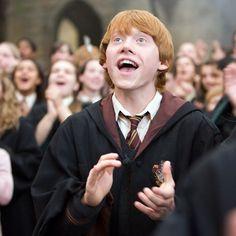 Harry Potter Ron Weasley, Mundo Harry Potter, Harry Potter Icons, Harry Potter Tumblr, Harry James Potter, Harry Potter Pictures, Harry Potter Fandom, Harry Potter Characters, Harry Potter World