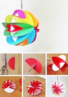 40 DIY Paper Crafts Ideas for Kids