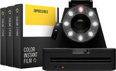 The I-1 Instant Camera coming May 10th Sign up to the Impossible newsletter for the latest on the I-1 The Original Instant Camera. Reinvented. The only new came