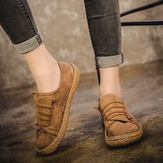 770718411c82 Hot-sale Suede Slip On Soft Loafers Lazy Casual Flat Shoes For Women -  NewChic Mobile
