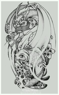 I have decided on this for my half sleeve... I love it, and there's enough open space around it that I could add to it later.
