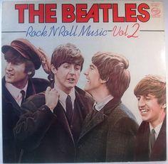 Beatles - Rock 'N' Roll Music Vol. 2