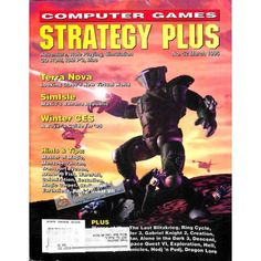 Computer Games Strategy Plus, March 1995 | $9.71