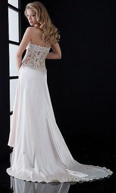 wedding dress # prom dress #