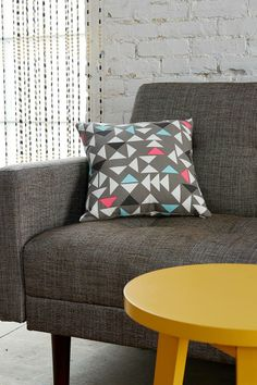 Assembly Home Little Pieces Pillow #urbanoutfitters