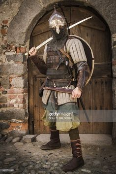 viking gambeson - Google Search