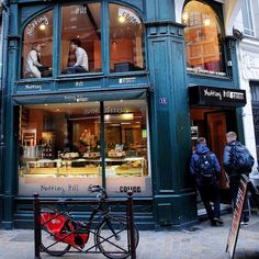 "coffee time  the ""Notting Hill Coffee"" in the old town of LILLE - France -"