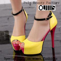 Oullis marca 2014 sandalias al por mayor de diseño personalizado N-HP802