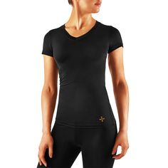 Fine Children's Unisex 2xu Black Long Sleeve Skin Layer Top Size Youth Xl Refreshment Unisex Clothing