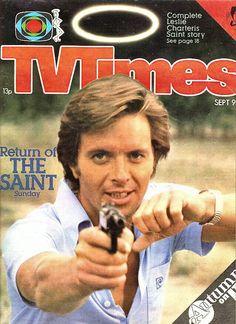TV Times Cover 1978-09-09 Ian Ogilvy