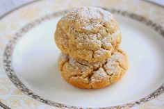 collecting memories: Soft Peanut Butter Cookies