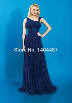 Aliexpress.com : Buy Vestidos De Festa Vestido Longo Formatura Cap Sleeve Sweep Train Tulle Long Prom Dresses With Stones Applique Abendkleider 2015 from Reliable dresse suppliers on Suzhou Relia Wedding&Event  | Alibaba Group