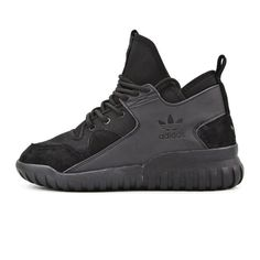 brand new c67e5 73e18 Adidas Tubular X Mens Trainers Black 3M Running shoes S74922 Asics Shoes,  Mens Trainers,