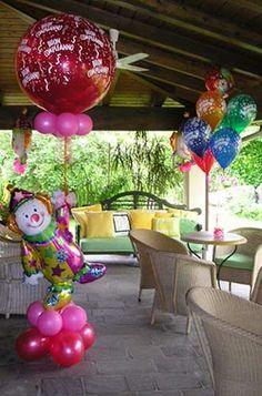 Palloncini Creativi Roma - palloncini compleanno, feste, eventi