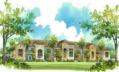 Lennar Homes - Veranda building - Treviso Bay, Naples FL New Homes For Sale, Real Estate Marketing, Naples, Building A House, Florida, Mansions, House Styles, Manor Houses, The Florida