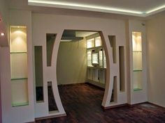 partition-wall-design-Plasterboard-wall-in-the-form-of-an-arch.jpg (465×350):