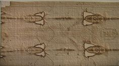 Three dimensional relief information in the Holy Shroud of Turin, as seen with more modern technology, in Turin, in 2008.