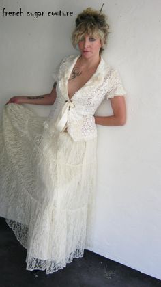 Upcycled Clothing by French Sugar Couture by frenchsugarcouture