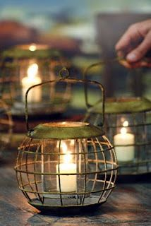 lanterns for your outdoor wedding