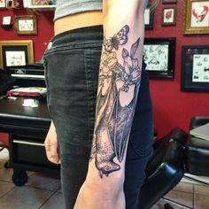 Bat tattoo, black and white. S Tattoo, Piercing Tattoo, Sleeve Tattoos, Piercings, Life Tattoos, Cool Tattoos, Bat Tattoos, Awesome Tattoos, Tatoos