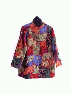 Bohemian Velvet Coat by KheGreen on Etsy