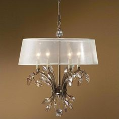 Home Improvement Chandeliers  Uttermost 21245 Alenya 4Light Chandelier <3 This is an Amazon Associate's Pin. Click the image to view the details on Amazon website.