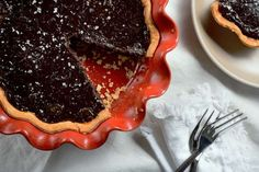 Our Thanksgiving Recipe for South Carolina: Salty Pluff Mud Pie