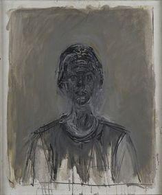 Alberto Giacometti -  Black Annette, date 1962