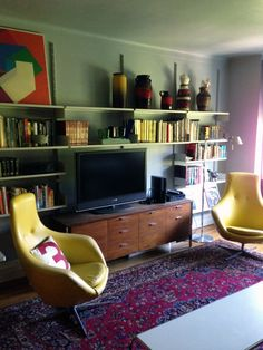 Richard's Constantly Changing Home — Small Cool Contest