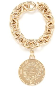 Small Medallion Chain Bracelet by Givenchy
