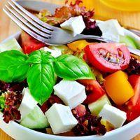 Greek Recipes, Cobb Salad, Salads, Beef, Food, Meat, Essen, Greek Food Recipes, Meals