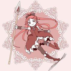 Sakura Kyoko (Mahou Shoujo Madoka★Magica)