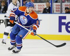 Derek Roy was the best thing that's happened to Nail Yakupov since Ralph Krueger left Edmonton. Roy wants to remain an Oiler and that interest should be mutual.  (Perry Nelson-USA TODAY Sports)