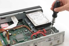 How To Replace a TiVo Hard Drive