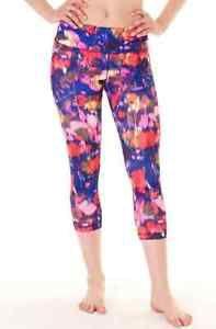 90 degrees yoga multi | NWT-90-Degree-by-Reflex-Activewear-Capri-Yoga-Pants-Multi-Colored-XL ...