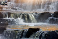 Spillway at Petit Jean State Park - photo by Rodney Steele for Capture Arkansas