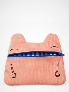 DIY, original bag or pencil case, sewing