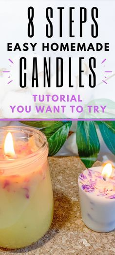 Homemade Scented Candles, Scented Wax, Beeswax Recipes, Candle Making For Beginners, Diy Aromatherapy Candles, Soy Candles, Fancy Candles, Candle Craft, Candle Containers